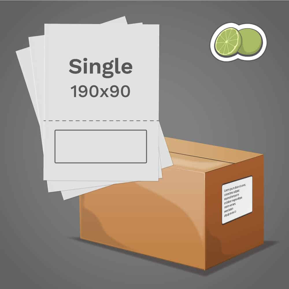 Lime Single Label