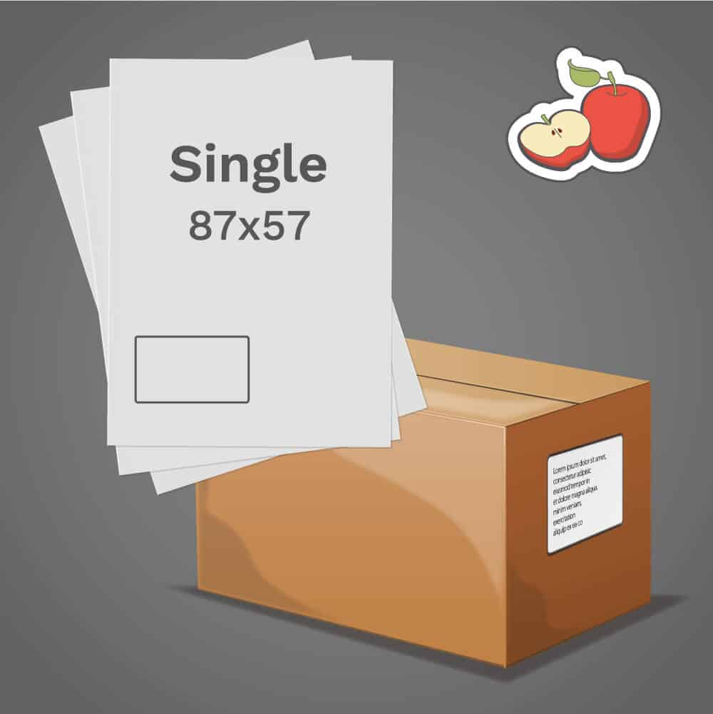 Appel Single Label