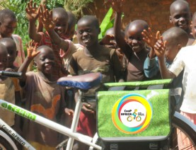 bicycles donation